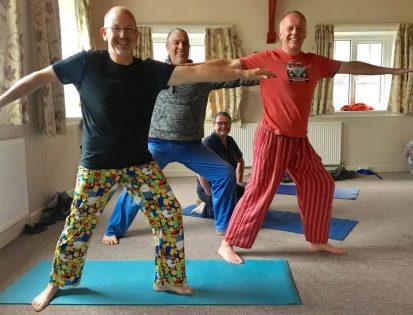 Hatha Yoga Judali Yoga
