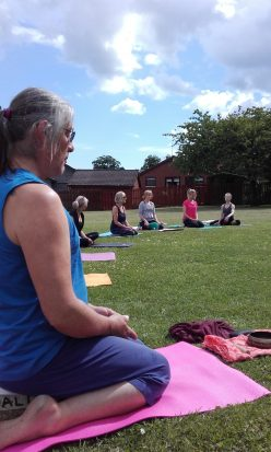 Judali Yoga in Polmont